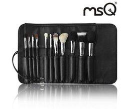 Makeup Set: Brushes & Tassels