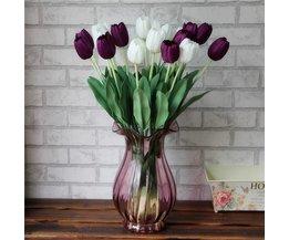Plastic Tulip