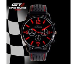 Grand Touring Silicone Watch
