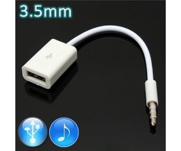 Aux To USB Cable