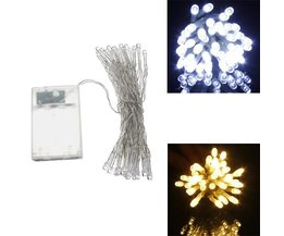 Festive LED Lighting 10 Pieces