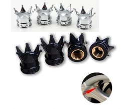 Valve Caps For Car, Bicycle, Truck & Etc
