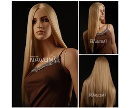 Blonde Wig Synthetic