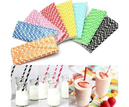 Straws Of Paper (25 Pieces)