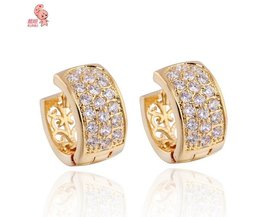 Kuniu Earrings Gold