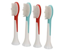 Brush For Philips Sonicare Kids 4 Pieces