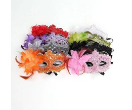 Venetian Eyemasks In Different Colors
