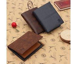 Wallet Men'S Vertical Model