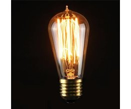Vintage Light Bulb 40W E27