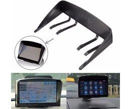 Visor For GPS In Car