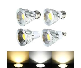 4W Dimmable LED Lamp With Various Fittings