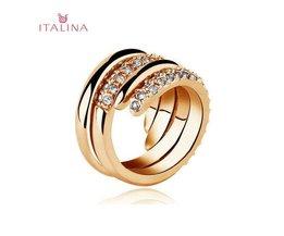 2 Spiral Rings
