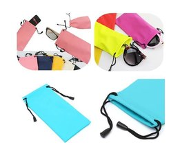 Glasses Case With Soft Fabric