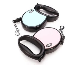 Dele Retractable Dog Leash