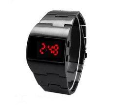 Digital LED Watch Disai