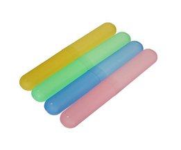 Plastic Toothbrush Holder