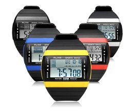 Digital Watch With Sport Appearance