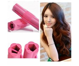 DILAN Foam Rollers For Curly Hair (6 Pieces)