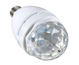 Rotating Disco Light LED