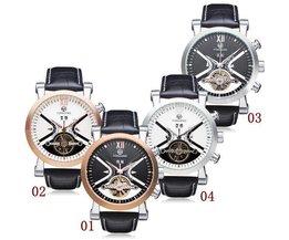 Forsining Flywheel 3 Watches For Men