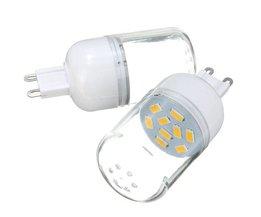 G9 White & Warm White LED Spot
