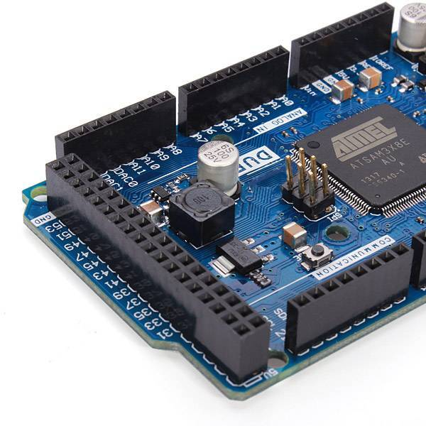 Arduino Playground - DirectionalMotorControlWithAL293D