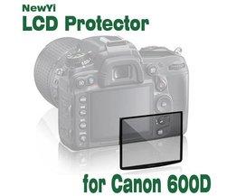 Glass Screen Protector For Canon EOS 600D