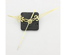 Gold-Plated DIY Clock Hands