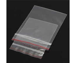 Zip Lock Bags 100 Pieces