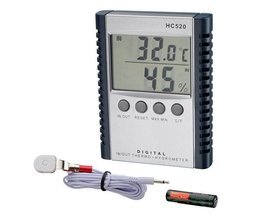 Digital Thermometer Hygrometer