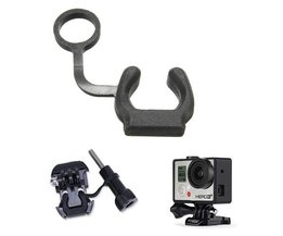 Rubber Lock For Action Camera (For Example, GoPro, SJ4000)