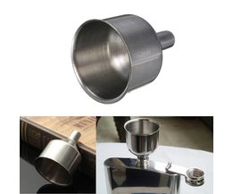 Funnel Stainless Steel Liqueur