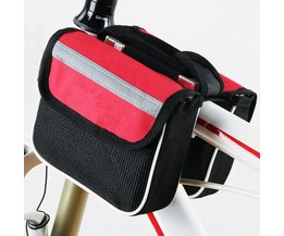 Double Pannier For Frame