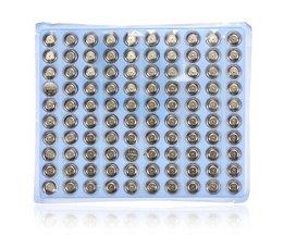 Coin Cell (100 Pieces)