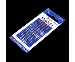 Leather Needles Sewing Set (6 Pieces)