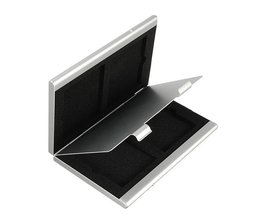 Memory Storage In Aluminum Jewelry Boxes