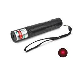 Red Light Laser