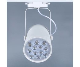 Rail Lighting White LED 12W