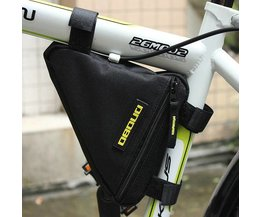 Triangle Bike Bag For Tools And Other Stuff