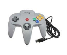 Retro Link N64 USB Controller For PC & Mac
