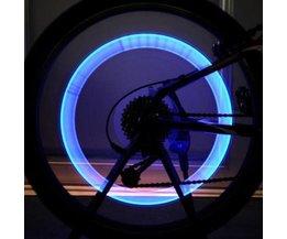Valve Lights For Bikes