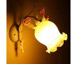 Rustic Wall Lamp