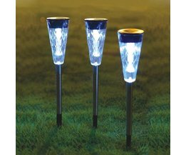 Garden Lights On Solar Energy