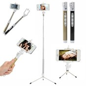 Dispho Bluetooth Selfie Stick With Tripod