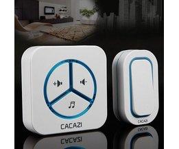Elegant Wireless Doorbell