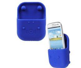 Cute Phone Standard In Hippo Shape