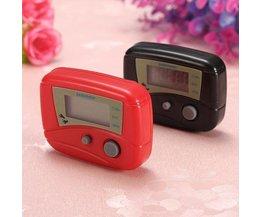 Mini Digital Pedometer