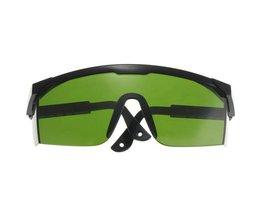 Green Goggles