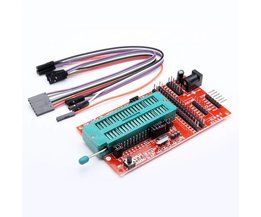 PIC Programmer Seat With ICD2, Kit2 And KIT3 Support