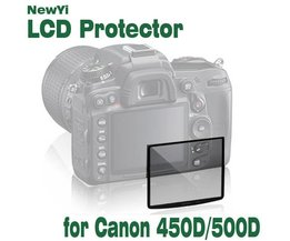 Glass Screen Protector For Canon EOS 450D / 500D